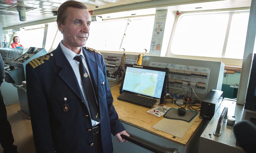 ИзАрхангельска вАрктику отправилось первое в2015г. судно