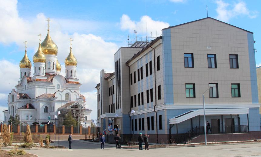 ВАрхангельске открыли пункт базирования дивизиона таможенных сторожевых катеров